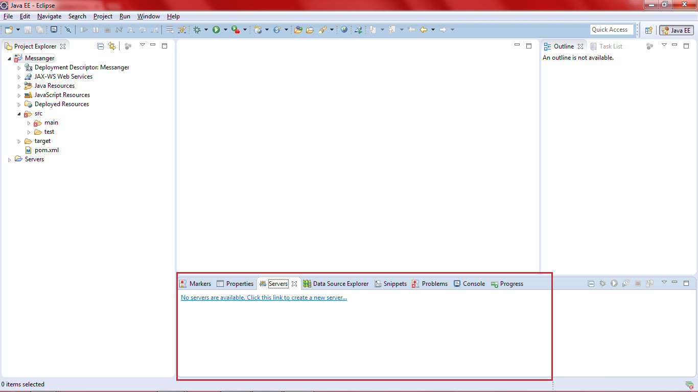 Setting Up REST Web service - J2EE Reference